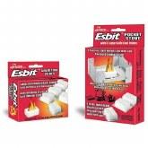 ESBIT Solid Fuel Cubes, 12 Pk