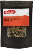 Lentil Walnut Pilaf w/Kale