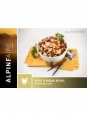 Rice & Beans Bowl w/Chicken