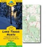 Tahoe N. Backcountry Ski Map