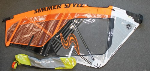 4.0m2 Simmerstyle Tricera