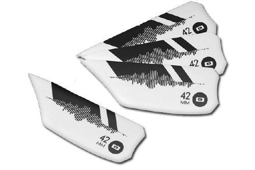 Core 42cm kiteboard fins