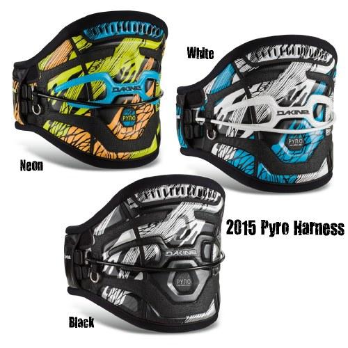 Dakine '15 Pyro Harness Black