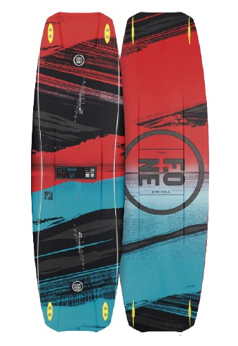 F-ONE TRAX Carbon 140cm Board