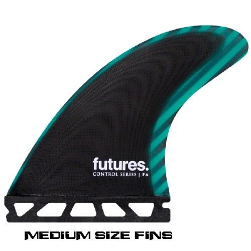 Futures Fin EA HC Thruster Med