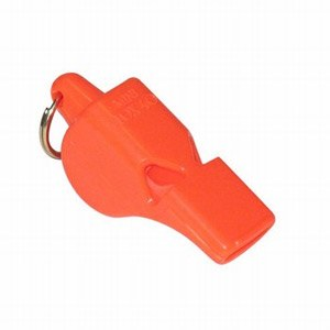 NSI Safety Clip On Whistle