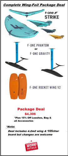 Wing Foil Complete Package 5