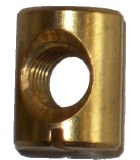 Barrel Nut 1/4-20x9m STD