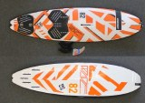 82L RRD Wave Cult Wood