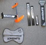 Slingshot Foil Setup