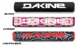 DaKine Rack Pads - Round Bar 1