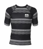 Reef Logo Rash Guard Print S