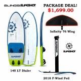 Windsurf Foil Package Deal