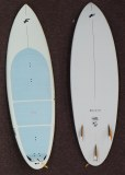 "5'6"" F-One Shadow 2020"