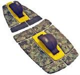 NSI Surf Pad System - PRO