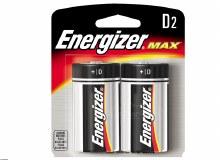 ENERGIZER D BATTERY 4 PAC