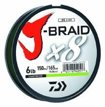 DAIWA J-BRAID 40-330YD CHARTR