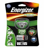ENERGIZER HEADLIGHT HD VISION