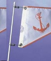 DUBRO 1501 ANTENNA FLAG CLIPS