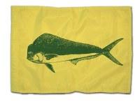 FLAG DOLPHIN 18X12