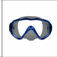 SM MASK SINGLE LENSE BLU MK115