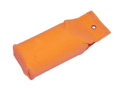 Bisley Orange Puppy Dummy