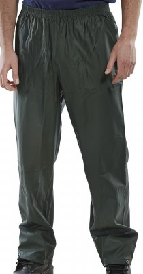 B Dri Weatherproof Trousers