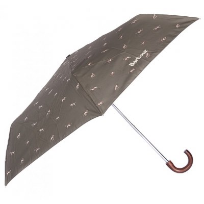 Barbour Dog Print Umbrella