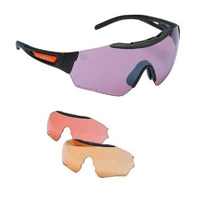 Beretta Puull Shooting Glasses