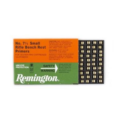 Remington 7.5 Small Rifle Primers