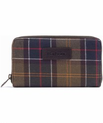 Barbour Tartan Narin Purse