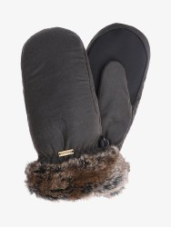 Barbour Wax Mittens
