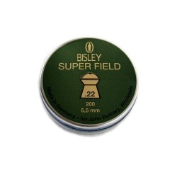 Bisley Super Field .22 Pellets