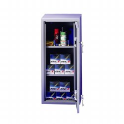 Brattonsound Bulk Storage Cabinet with Shelves