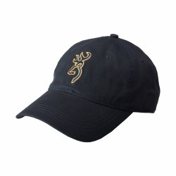 Browning Blue and Gold Buck Mark Cap
