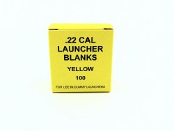 Dummy Launcher Blanks Medium Load