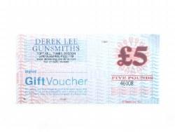 Gift Voucher £5