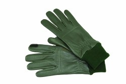 GMK Leather Winter Glove LH