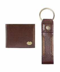Le Chameau Keying and Bifold Wallet