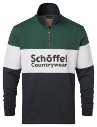 Schoffel Exeter Heritage 1/4 Zip