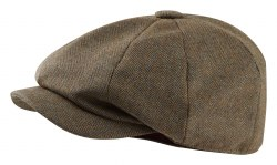 Schoffel Ladies Newsboy Cap