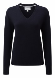 Schoffel Ladies Merino V-Neck