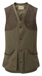 Schoffel Ptarmigan Tweed Waistcoat