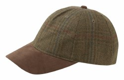 Schoffel Buckingham Tweed Baseball Cap
