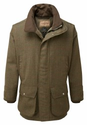 Schoffel Ptarmigan Tweed Coat