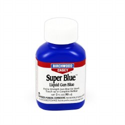 Birchwood Casey Super Blue 3oz Liquid