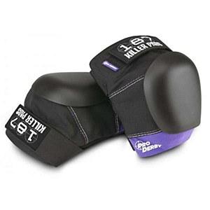 187 Killer Pro Derby Knee Purple S
