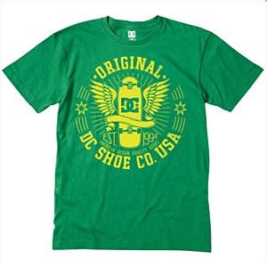 DC Skangle T-Shirt Boys M