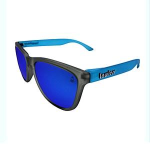 Lawless Eyewear Bandit Sunglasses Grey Blue - Blue