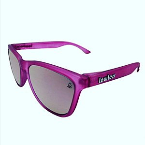 Lawless Eyewear Bandit Sunglasses Pink - Pink
